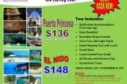 3D2N PALAWAN TOUR