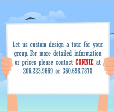 customize tour for group