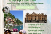 PILGRIMAGE TO ITALY & SWITZERLAND