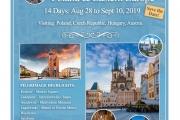PILGRIMAGE TO POLAND & EASTERN EUROPE